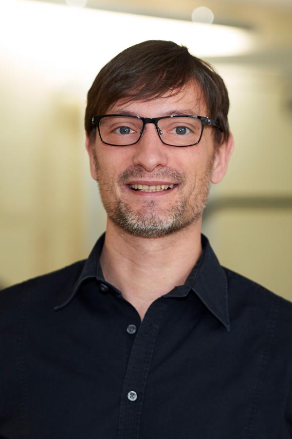 Portrait von Ralf Eberhardt